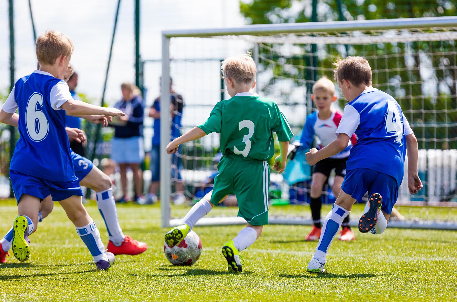 Children's soccer linked to ingrown toenails
