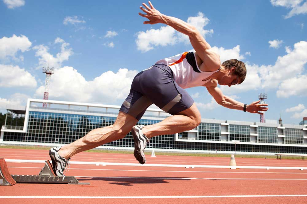 How can athletes prevent foot and ankle stress?