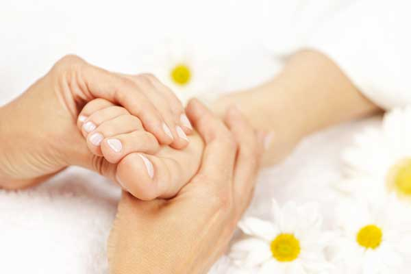 Taking Care of Your Feet at 50+