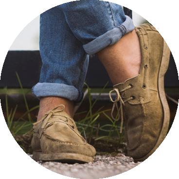 man-crossed-feet