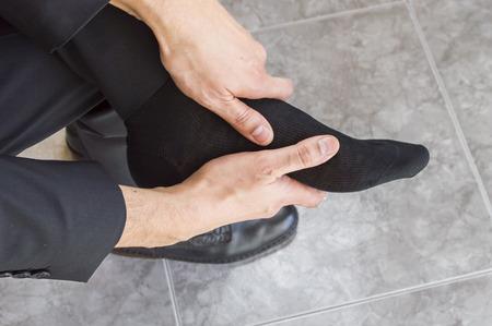 foot fungus